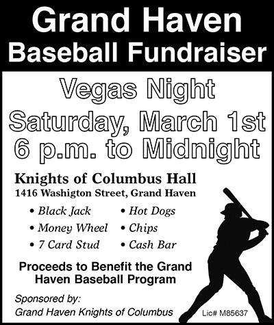 Brian Mattson/GH Baseball Fundraiser | Tribune Offers